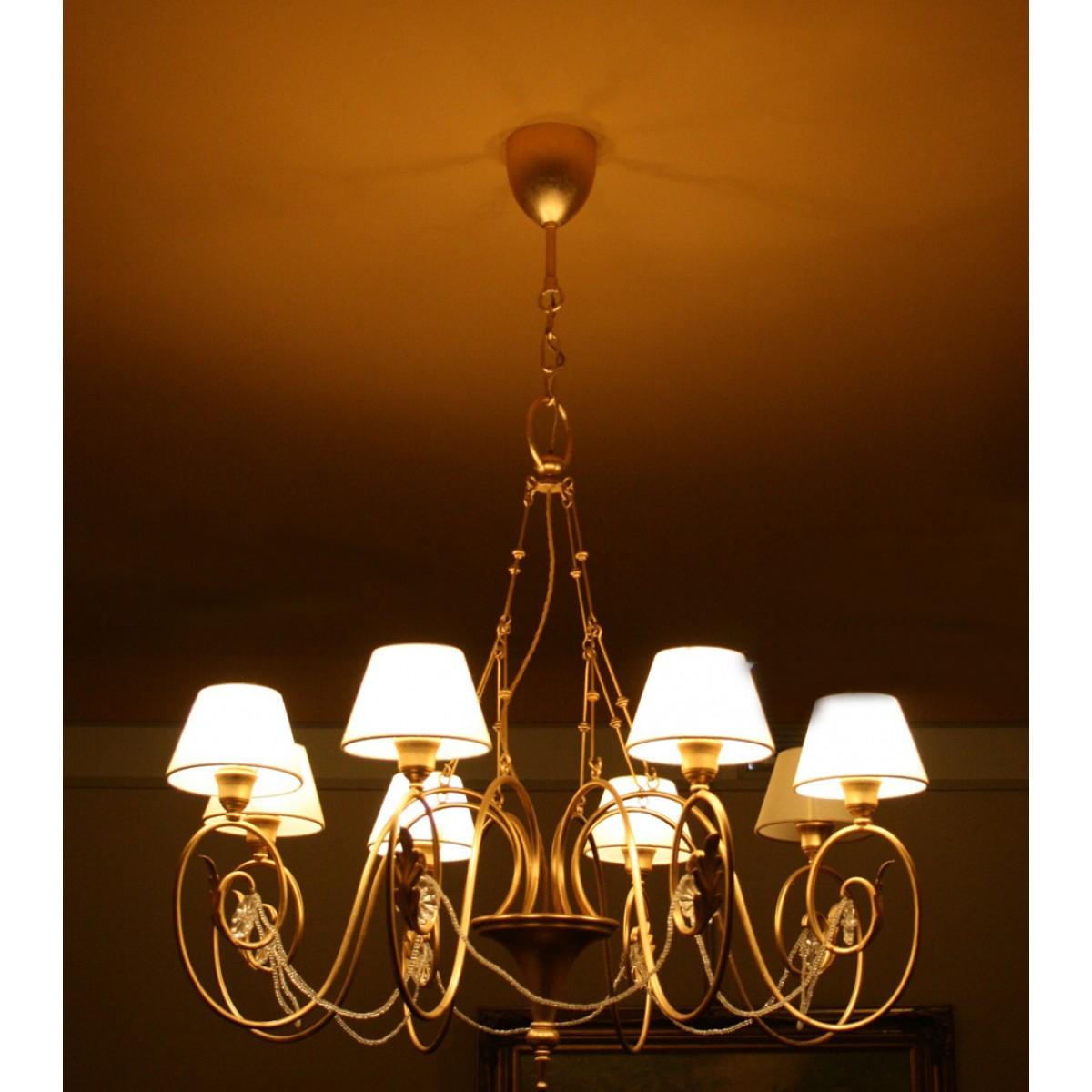 lampadari stile barocco