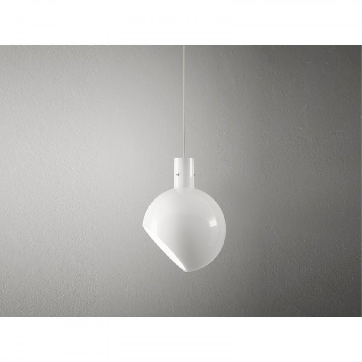 FontanaArte Parola White Suspension Lamp Outlet | Desout.com