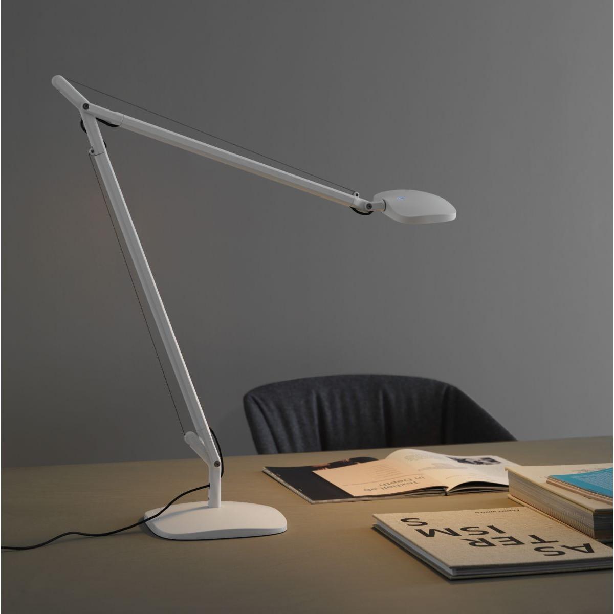 FontanaArte Volee Grey Table Lamp Outlet | Desout.com