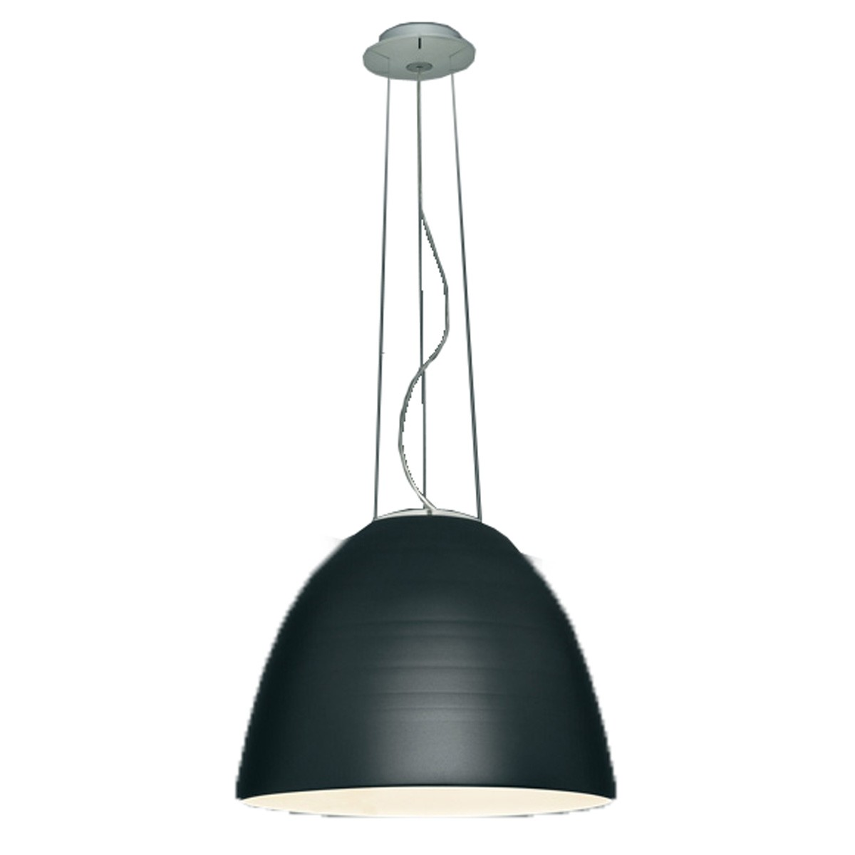 Artemide nur suspension lamp outlet for Suspension 4 lampes