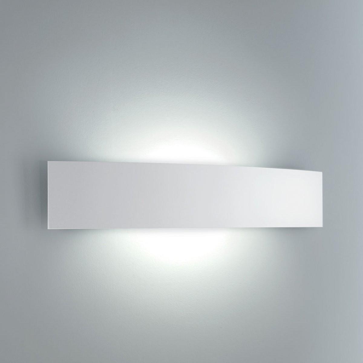 FontanaArte Riga 70 White Wall Lamp Outlet | Desout.com