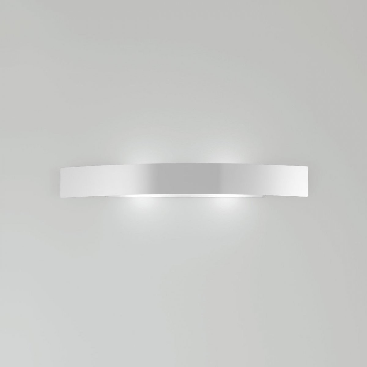 Fontanaarte riga 70 white wall lamp outlet for Fontana arte riga