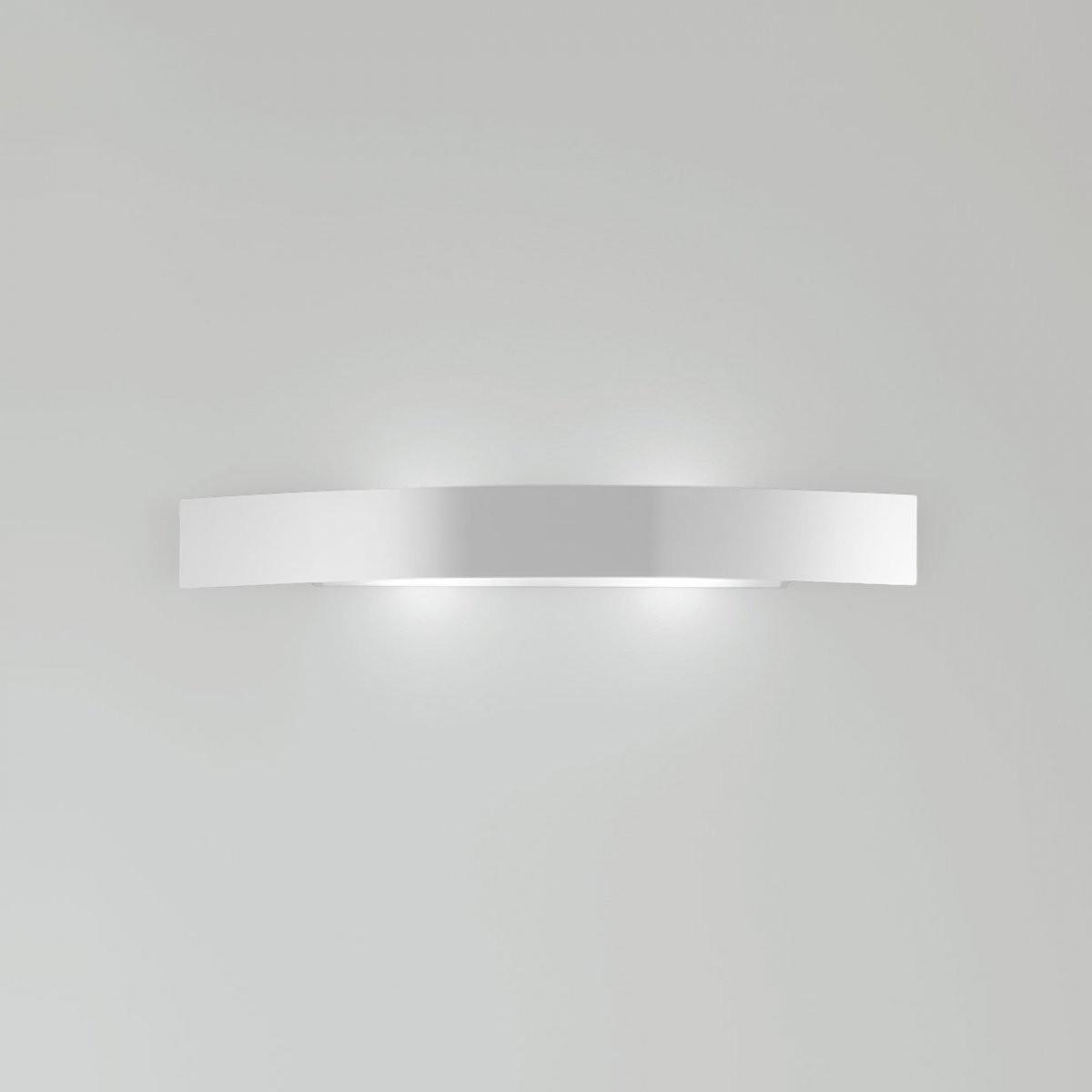 riga wall muro light lampada lamp fontana arte bianca 2. Black Bedroom Furniture Sets. Home Design Ideas