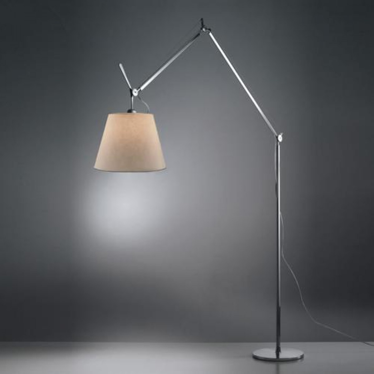 artemide tolomeo mega led floor lamp outlet. Black Bedroom Furniture Sets. Home Design Ideas