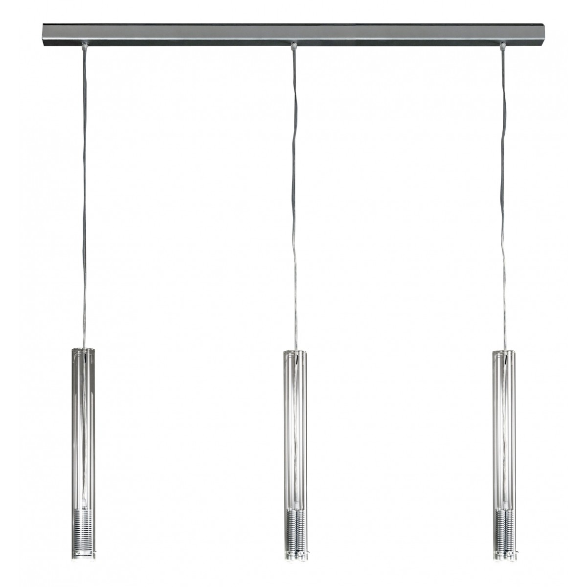 Fontanaarte Tubo Led 3d Suspension Lamp Outlet Desout Com