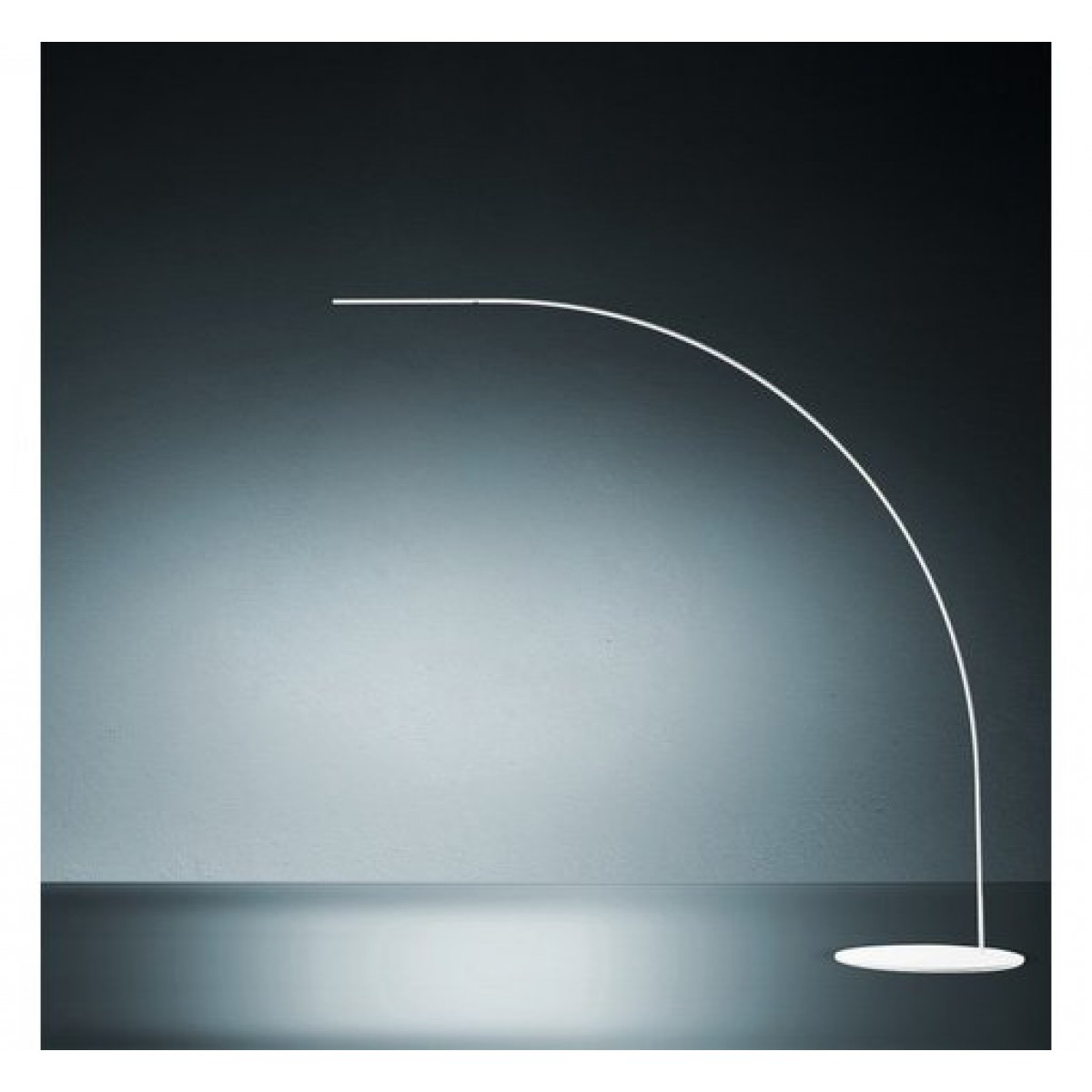 Fontanaarte Yumi White Floor Lamp Outlet Desout Com