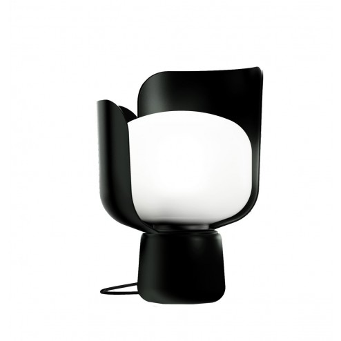 Fontana Arte Blom Black Table