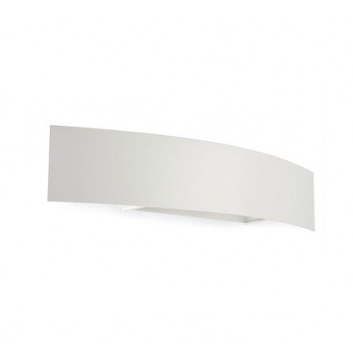 Fontana Arte Riga 70 White Wall Lamp