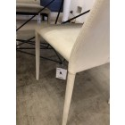 Bontempi Malik Chair sand Coloured Technical fabric