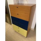 Diliddo&Perego 6 drawers Cabinet