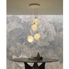 Fontana Arte Parola Suspension Lamp