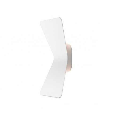 Fontana Arte Flex Wall White Lamp