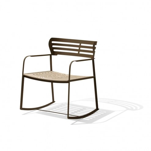 giorgetti gea armchair outdoor