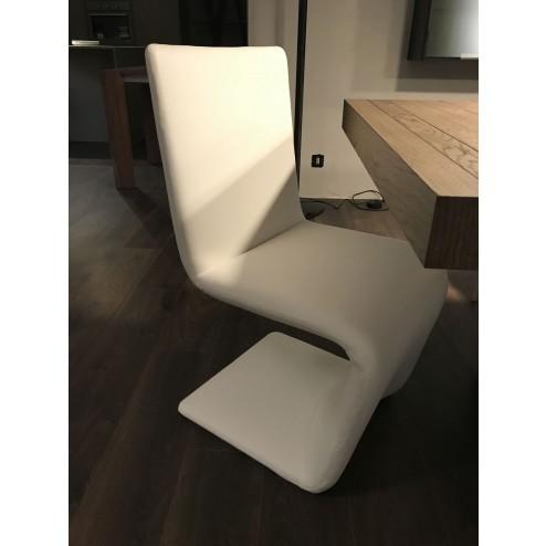 sedia Venere Bonaldo bianca