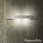 Fontana Arte Riga 36 Inox Wall Lamp